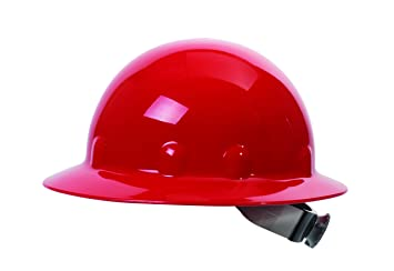 Honeywell Super Eight - Casco de fibra de metal con trinquete de ala ...