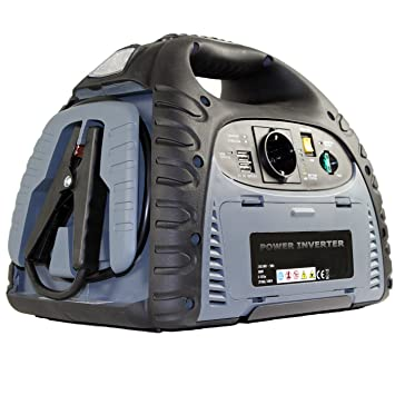 nuair M260571 - Estacion de energia con compresor- arrancador-Cargador bateria avanty