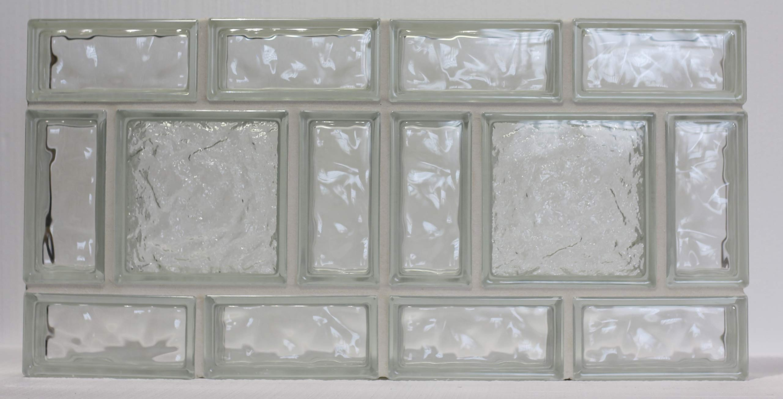 32''X16'' Nubio Combo Glass Block Window by Generic