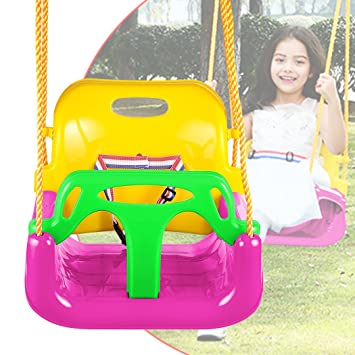 Amazon Com 3 In 1 Secure Swing Seats High Back Infant Toddler