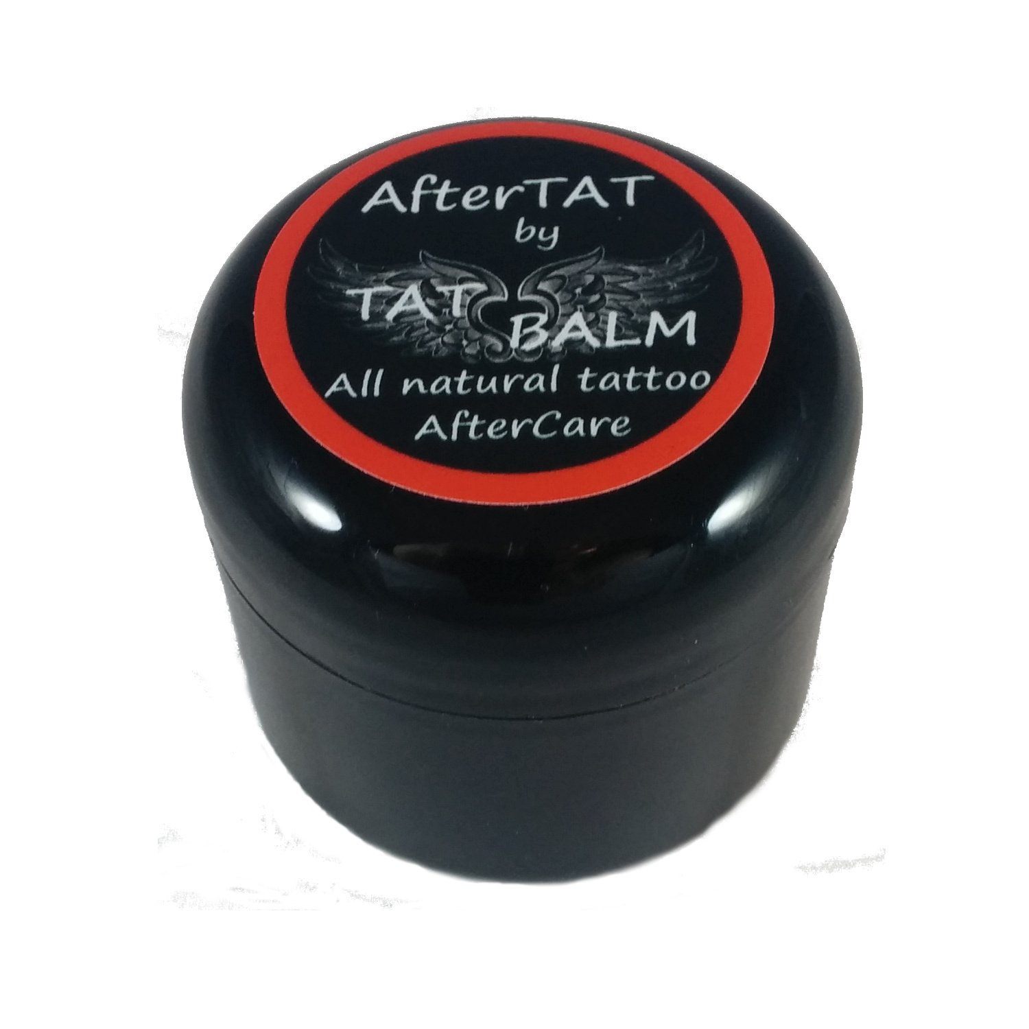 Tattoo Fast Healing, Infection & Itch Relief Aftercare - All Natural TAT Balm (2 ounce)