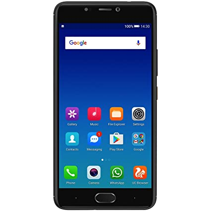 0a51d265394 Gionee A1 (Black