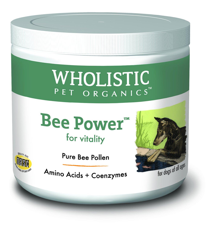 18 lb Wholistic Pet Organics Bee Power Supplement, 18 lb
