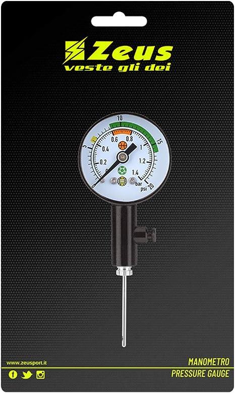 Zeus manómetro para medir La presión del inflado de los balones ...