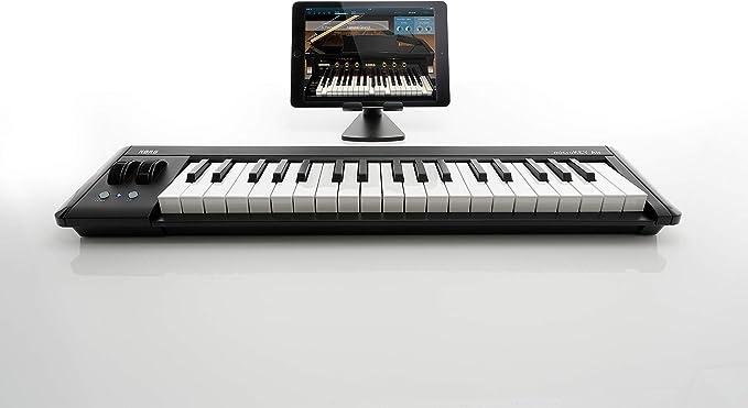Amazon Com Korg 37 Key Midi Controller Mkeyair37 Musical Instruments