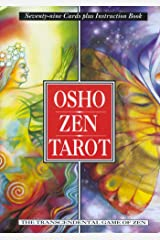 Osho Zen Tarot: The Transcendental Game Of Zen (79-Card Deck and 192-Page Book) Paperback