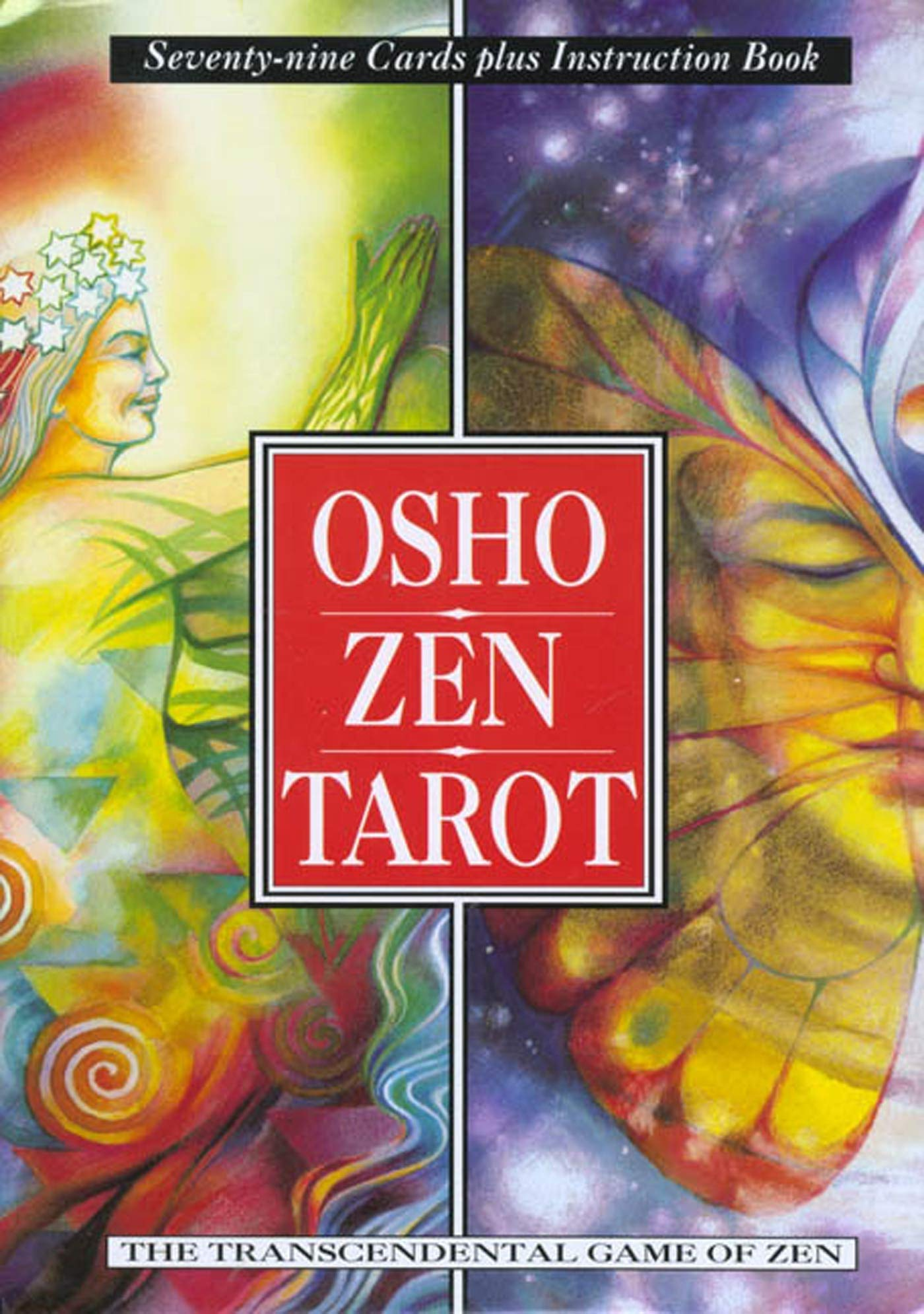 e7fa69bcb88257 Amazon.com  Osho Zen Tarot  The Transcendental Game Of Zen (79-Card ...