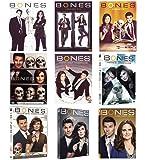 Bones stagioni 01-09 (dvd)