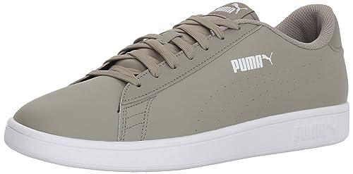 85436db5c7 PUMA Men's Smash Leather Perf Sneaker