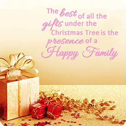 3b41f4f6a0325 The Best of All the Gifts Under the Christmas Tree is the Presence of a  Happy