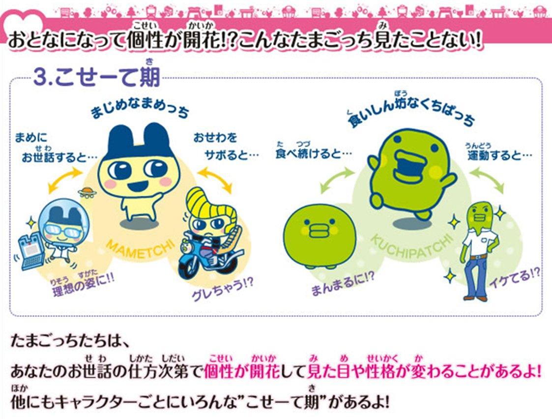 Bandai Tamagotchi 4U White ( Tamagotchi 4U White) by Bandai (Image #5)