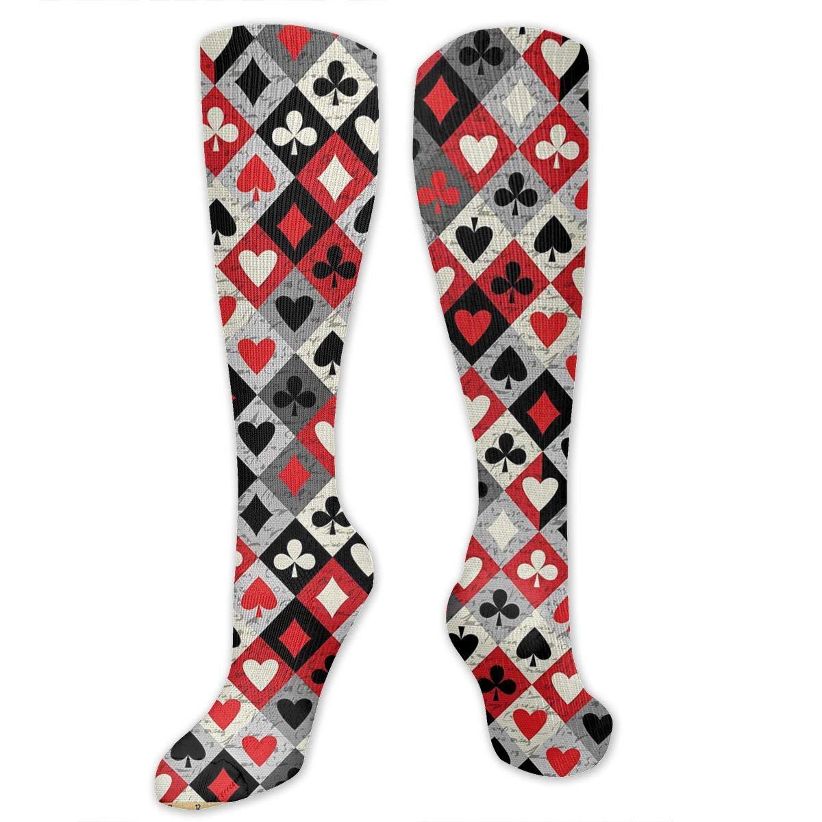 Men Multicolored Pattern Fashionable Fun Crew Cotton Socks Chanwazibibiliu Crystal in The Dark Mens Colorful Dress Socks Funky