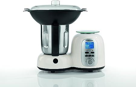TV Top Ventes Gourmetmaxx thermo-multi olla 10 en 1 Acero Inoxidable 1,500 W: Amazon.es: Hogar