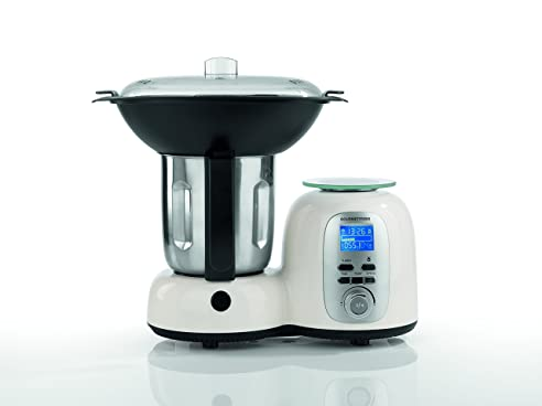 Amazon.De: Gourmetmaxx Thermo-Multi Küchenmaschine Mit