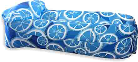 Tumbona hinchable en forma de U, sujeción cervical, con bolsa de ...
