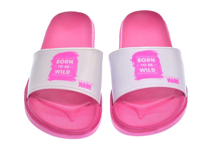 Pantofola da Donna Enrico Coveri Ciabatta Donna MareBorn To Be Wild