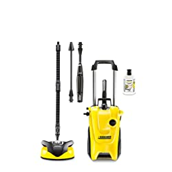 Kärcher K4 Compact Home Water-Cooled Pressure Washer