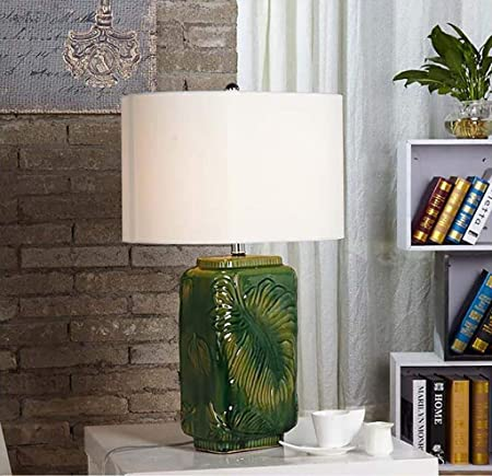 Lámpara de Mesa clásica China, Luces de Escritorio de la lámpara ...