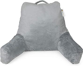 Amazon.com: Almohada grande de peluche para lectura de ...