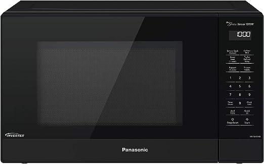 Amazon.com: Panasonic - Horno de microondas compacto con ...