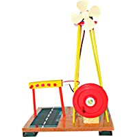 StepsToDo (with device). Electricity from Flowing Air. Windmill Making Kit. Science Project Kit. Do It Yourself Activity Kit.