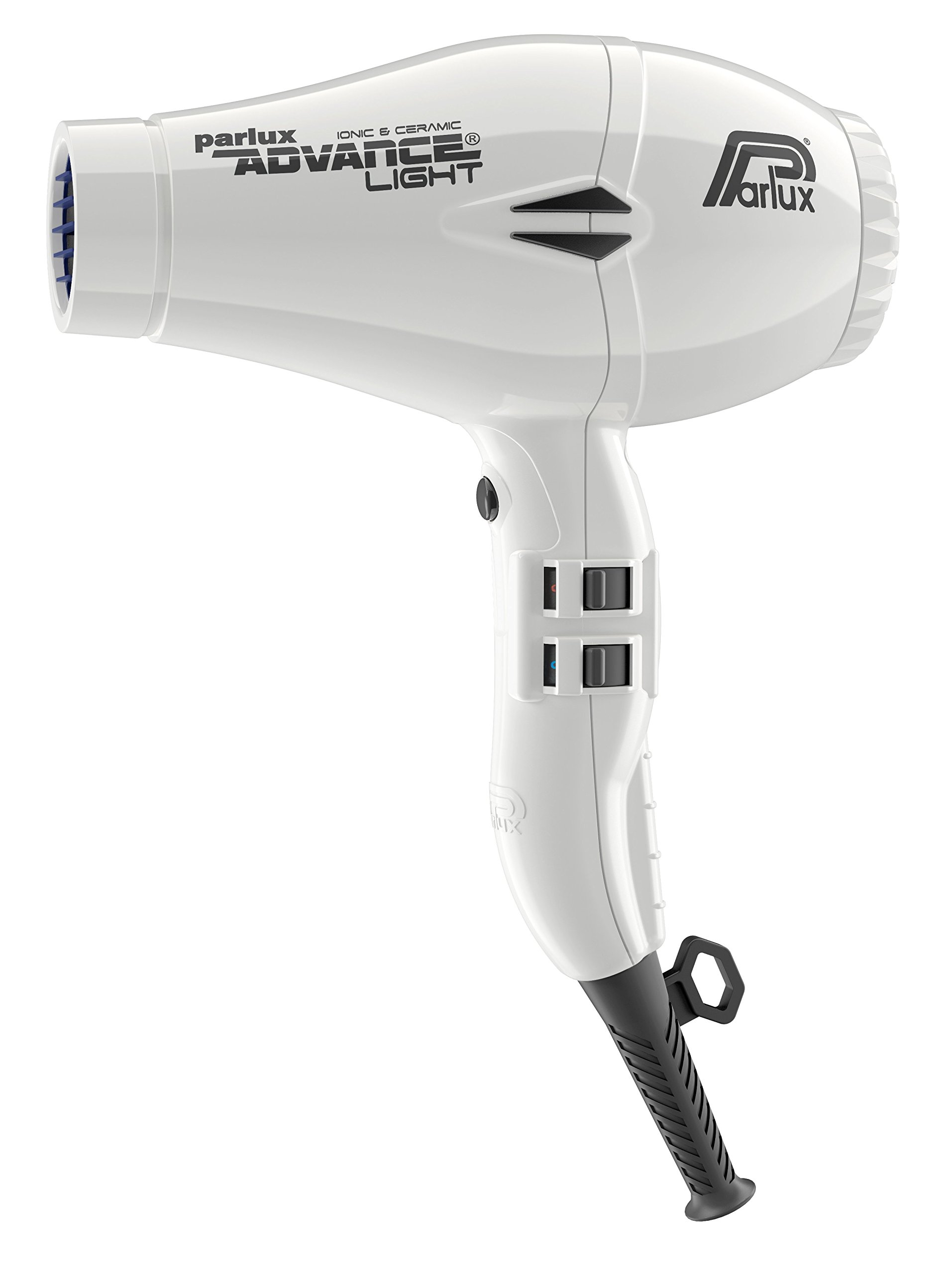 Parlux Advance Light Ionic and Ceramic Hair Dryer - WHITE