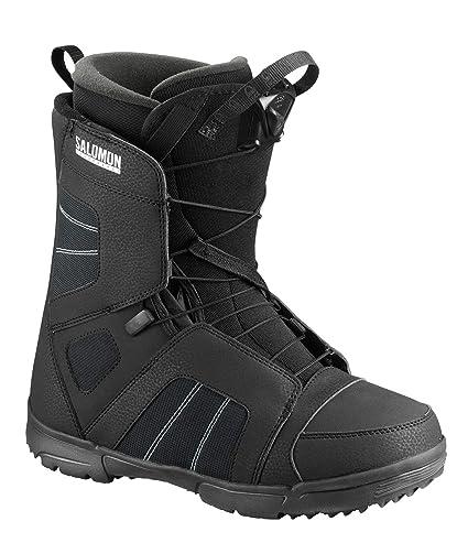 f1fab8a34d Amazon.com : Salomon Titan Snowboard Boots Mens : Sports & Outdoors