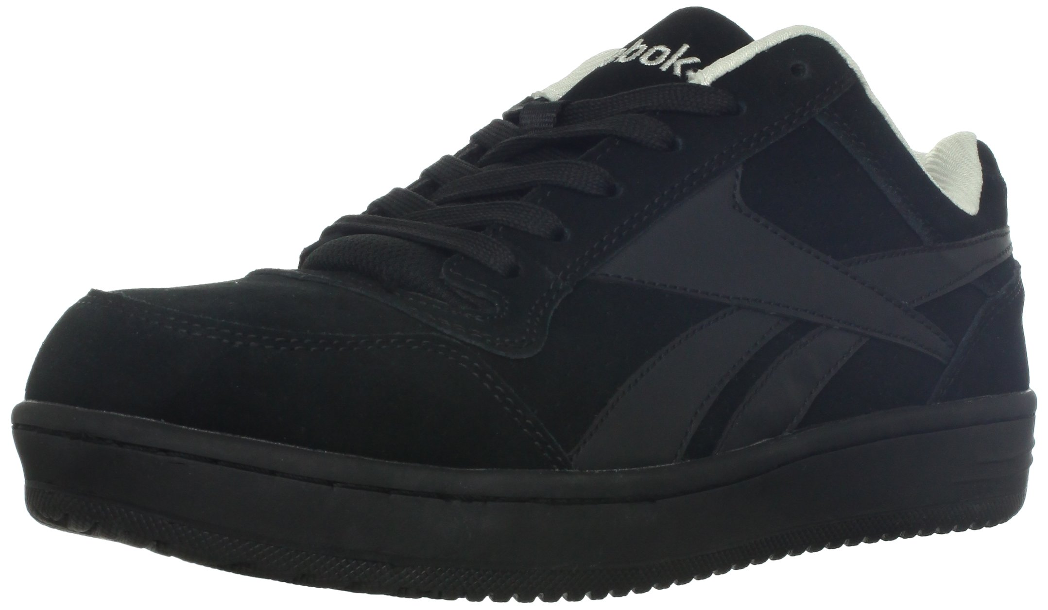 Reebok Work Men's Soyay RB1910 Safety Shoe,Black Oxford,13 W US by Reebok Work