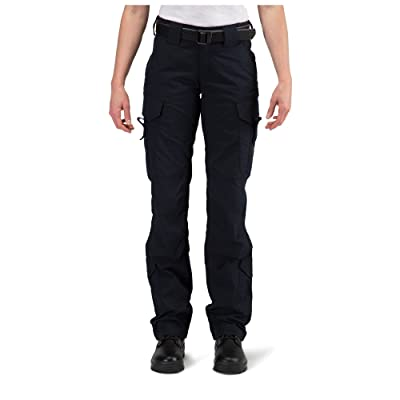 5.11 Tactical Women's Stryke EMS Pants, Teflon Treated Fabric, Internal Knee Pad Ready, Style 64418: Clothing