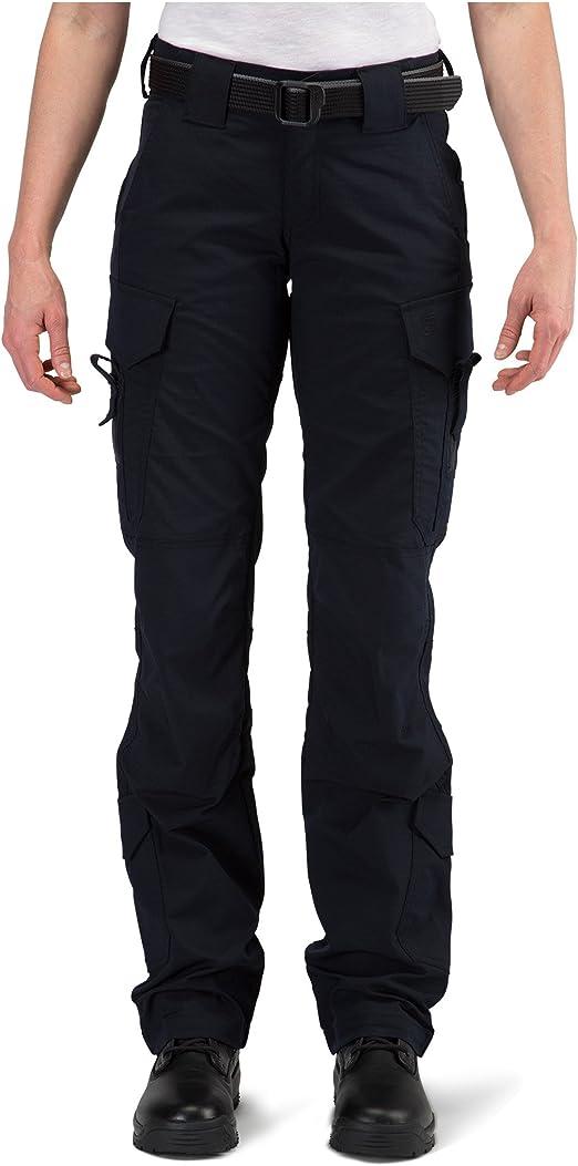 12R Black 5.11 Womens EMS Pants 64301