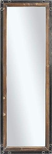 Barnyard Designs Decorative Floor or Wall Hanging Mirror