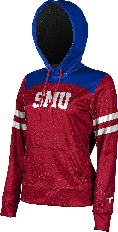 Southern Methodist University Girls Pullover Hoodie Game Time School Spirit Sweatshirt