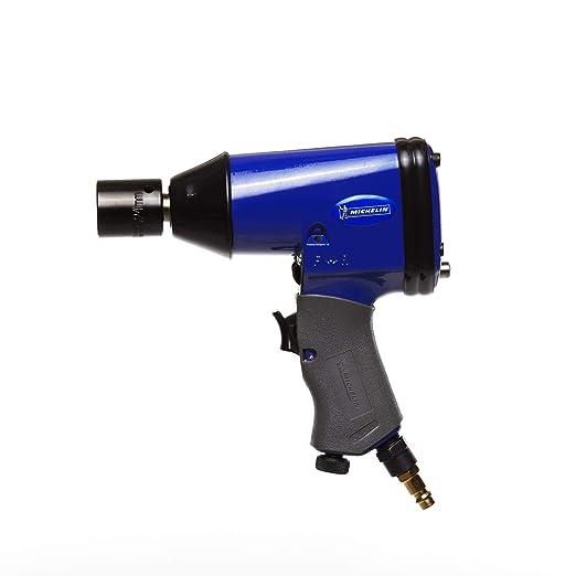 luz LED y adaptador de broca para atornillar,98000H Li-ion Llave de Trinquete M/áximo Par 1200N.M Pistola Impacto Bateria,Destornillador Inal/ámbrico