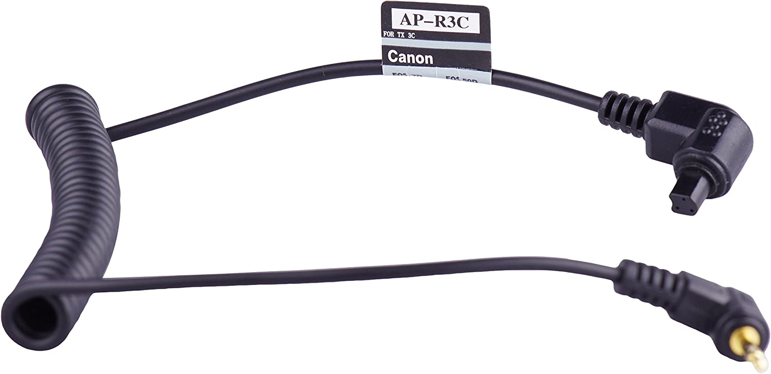 Kenko Camera Connection Cable Canon C3 SE-ATC3 for Canon Remote Switch RS-80N3
