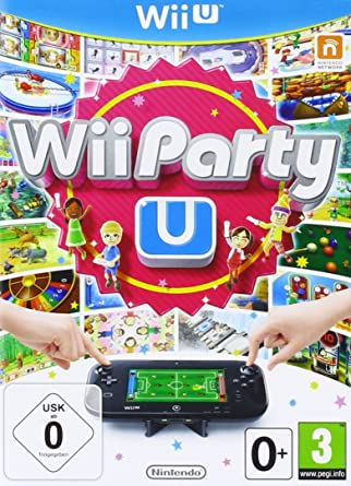 wii party u stand