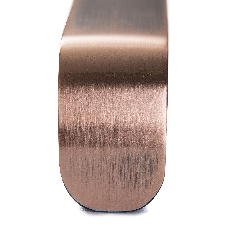 10x SO-TECH/® M/öbelgriff K/üchengriff Schrankgriff SchubladengriffDico Chrom BA 128