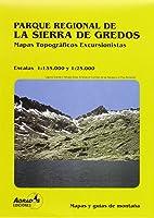 Parque Regional De La Sierra De Gredos. Mapa