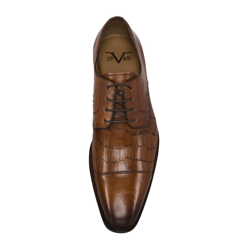 19V69 LEDER BUSINESS SCHUHE V48 by Versace 1969 Abbigliamento Sportivo SRL