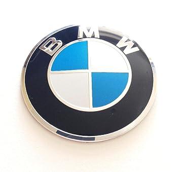4 x 57 mm Rueda Pegatinas emblema apto para BMW Tapacubos Buje Tapas: Amazon.es: Coche y moto