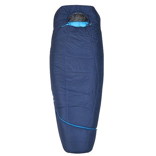 Kelty mujeres de Tru comodidad 35 Degree saco de dormir, regular, Crepúsculo/Classic azul: Amazon.es: Deportes y aire libre