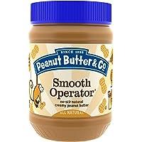 Peanut Butter & Co 培纳德柔滑花生酱 794g(亚马逊进口直采,美国品牌)