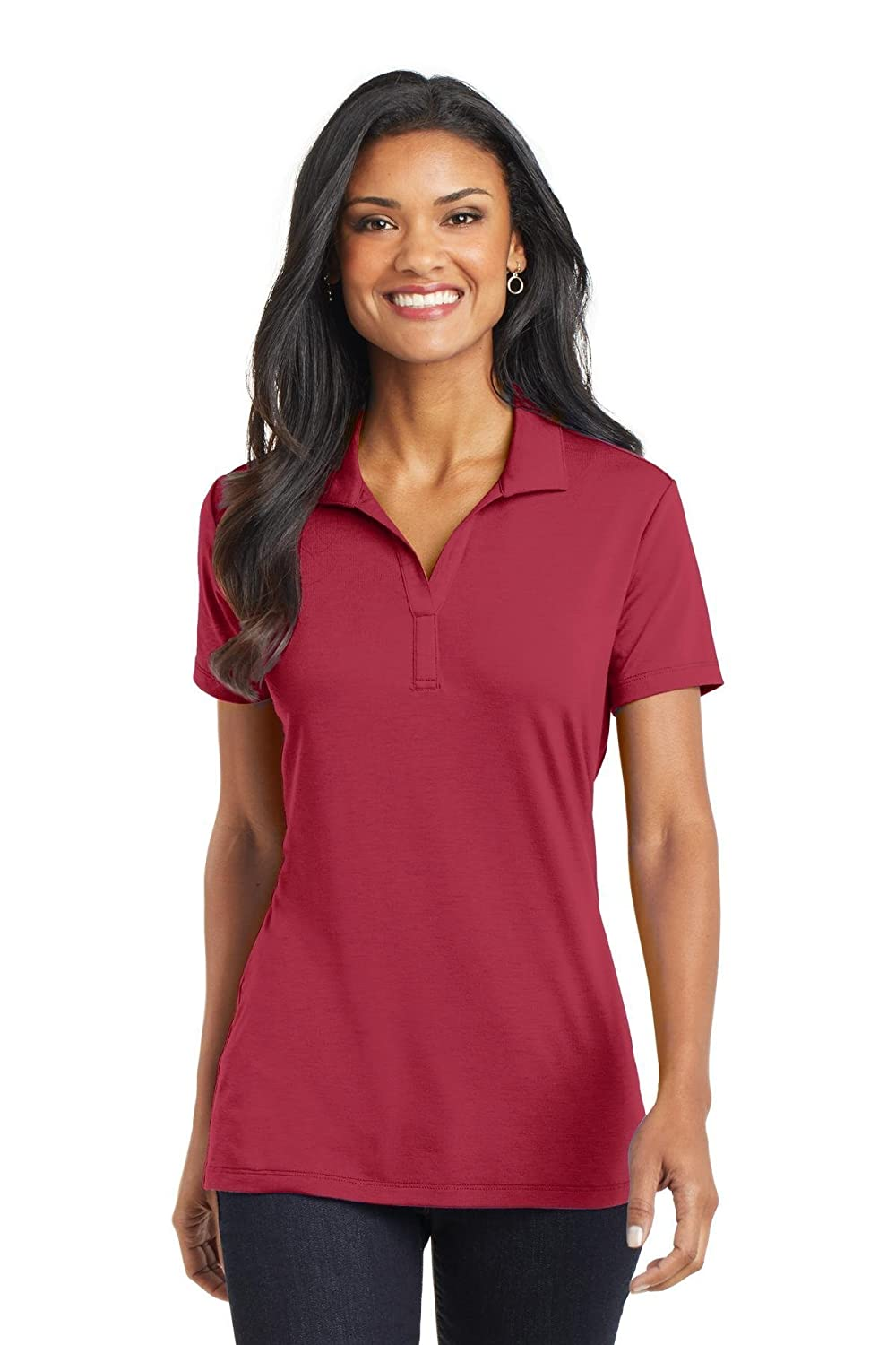 Port Authority L568 Women's Cotton Touch Performance Polo