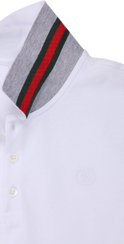 Gucci - Polo - para niña blanco 12 años: Amazon.es: Ropa y ...