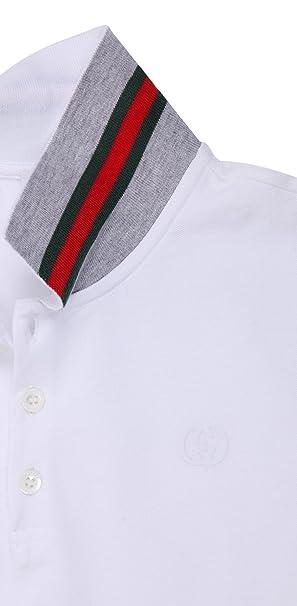 Gucci - Polo - para niña blanco 12 años: Amazon.es: Ropa y accesorios
