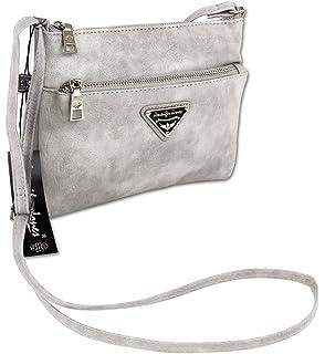 3ee1363dd48a0 Jennifer Jones Taschen Damen Damentasche Handtasche Schultertasche  Umhängetasche Tasche klein Crossbody Bag in versch. Farben