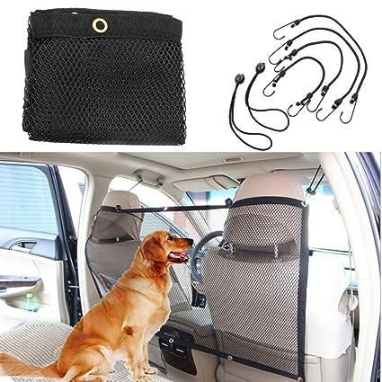 Amazon Pet Car Net Barrier Focuspet Pet Safety Travel