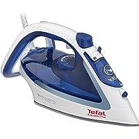 Tefal FV5736 Easygliss Ångstrykjärn (2500 watt, extra ångström: 220 g/min, tankfyllningsmängd: 270 ml) blå/vit