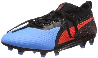 9a2813cc6b66 Puma Men's One 19.3 Syn Fg/Ag Football Shoes: Amazon.co.uk: Shoes & Bags
