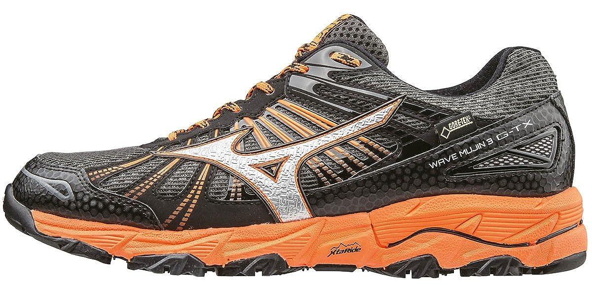 TALLA 46.5 EU. Mizuno Wave Mujin 3 G-Tx, Zapatillas de Running para Asfalto para Hombre