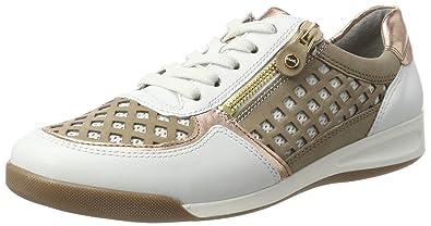 f7952da8cf612e ARA Damen 1234494-rom Sneaker  Amazon.de  Schuhe   Handtaschen
